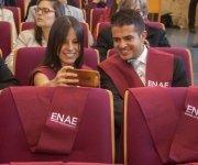 Acto de Graduación ENAE y Panamerican Business School