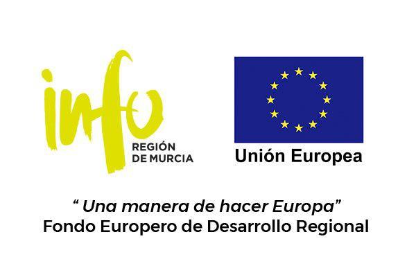 Logo INFO y UE
