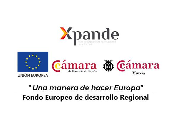 Logos camaras de comercio e UE