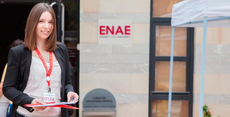 Bolsa de empleo ENAE
