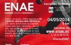 3 razones para participar en la XIII Carrera Urbana para Empresas ENAE