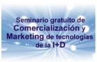 Seminario-Taller Comercialización y Marketing de tecnologías y resultados de la I+D