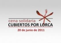 Cena solidaria ayuda terremoto Lorca