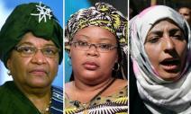 Mujeres que nos traen la paz