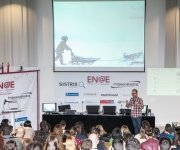 Felipe Gómez-Pallete en su ponencia La revolución del comercio con Shopify