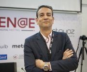 El Director de ENAE Business School D. Miguel López González de León