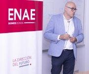 D. Manuel Alonso, Co-Director del Máster en Dirección Comercial y Marketing de ENAE