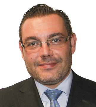 Francisco José Fuentes Campuzano, profesor del Executive MBA de ENAE Business School