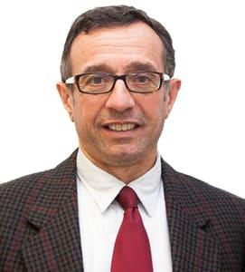 José Valcárcer Sánchez - Profesor ENAE