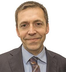 Ander Errasti Opakua profesor en el Máster de Logística en ENAE