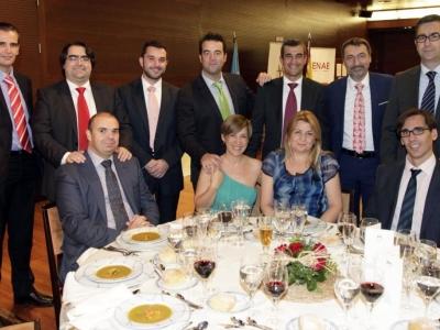 Cena Anual 2015 Asociación de Antiguos Alumnos