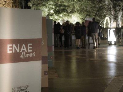 Cena ENAE Alumni 2018