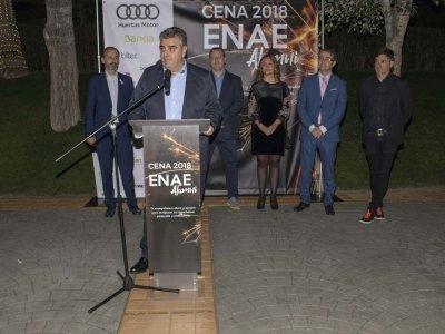 José Ángel Pardo, Presidente de ENAE Alumni