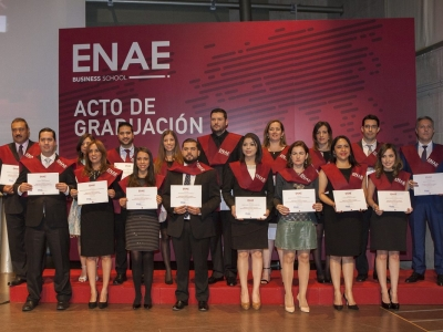 Acto de Graduación 2015-2016 - Graduados 01