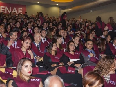 Acto de Graduación 2015-2016- Auditorio 6