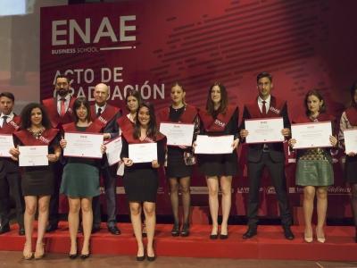 Acto de Graduación 2015-2016 - Graduados 03