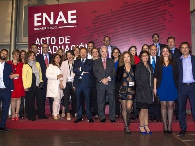 Acto de Graduación 2015-2016- Equipo ENAE
