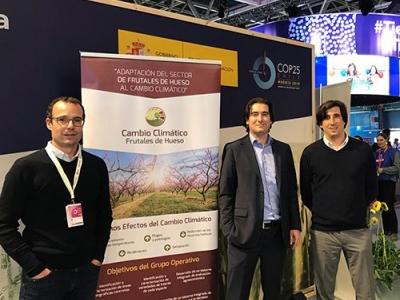 ENAE participa en la Cumbre del Cambio Climático
