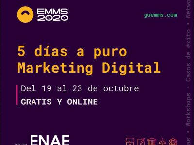 Congreso Marketing Digital: EMMS 2020