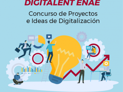 DIGITALENT ENAE: Concurso de Ideas y Proyectos Digitales