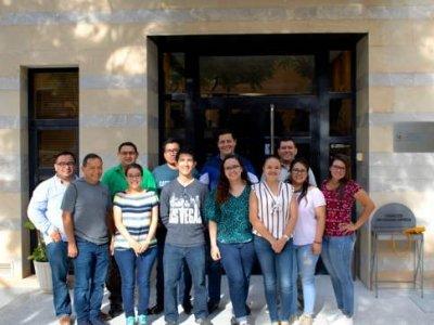 Estudiantes de Guatemala en ENAE