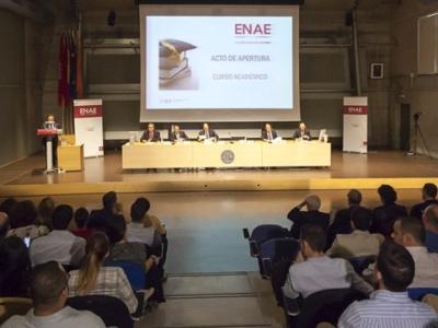 Inicio curso Académico ENAE Business School