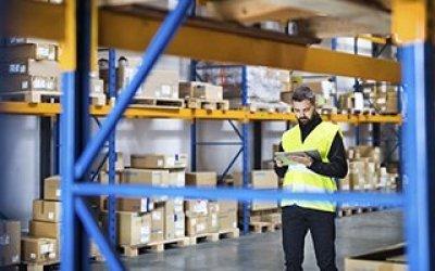 Organización eficiente de almacenes