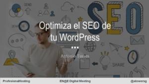 Optimiza el SEO de tu Wordpress