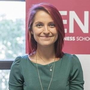 Andrea Mora - Máster en Dirección Comercial y Marketing