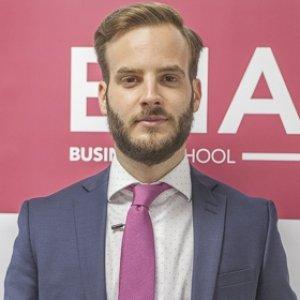 Sergio Antonio Torrecilla Ramírez - Máster en Dirección y Gestión de Comercio Internacional