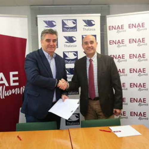 ENAE Alumni y Hotel Thalasia Costa de Murcia