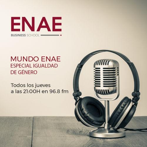 Mundo ENAE - Igualdad de Oportunidades