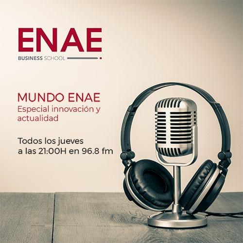Murcia vivero de empresas - Programa de radio Mundo ENAE