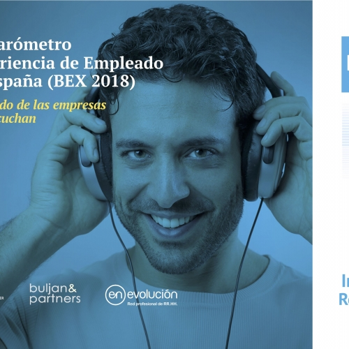 BEX 2018 primer Barómetro de Experiencia Empleado en España