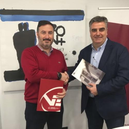 ENAE Alumni y el Hospital Mesa del Castillo firman un Acuerdo de Colaboración