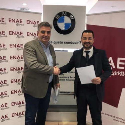 Convenio ENAE Alumni y BMW