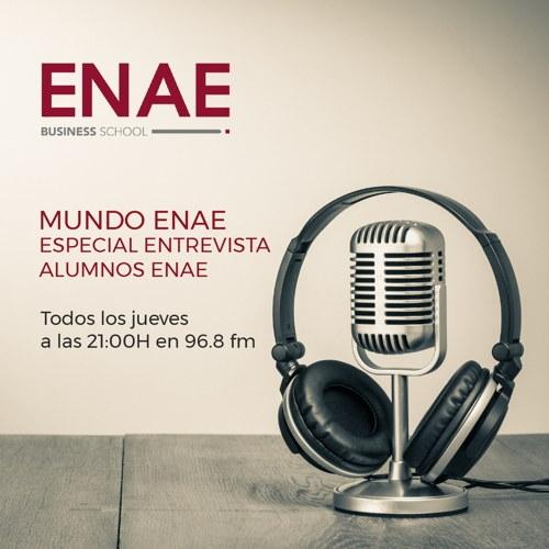 Mundo ENAE - Entrevistas alumnos de los Masters ENAE