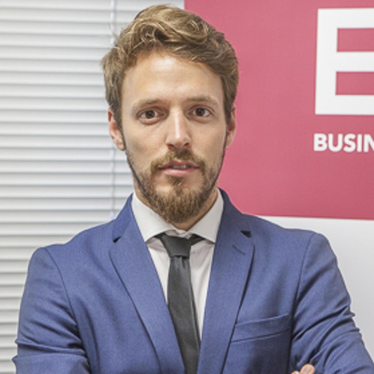 Sergio Fuentes Zaragoza - Máster en Dirección y Gestión de Comercio Internacional