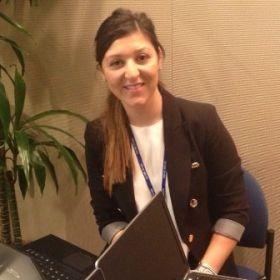 María Moreno - Máster en Dirección Económico Financiera