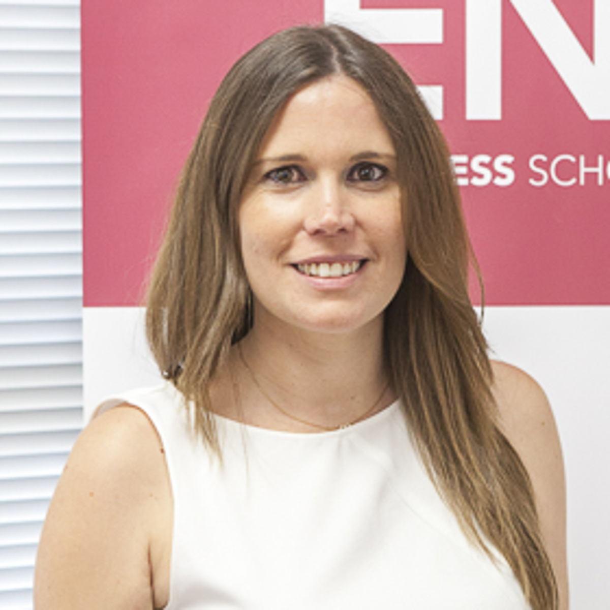 Arantxa Moreno Sánchez - Máster en Dirección de Personas y Gestión de Recursos Humanos