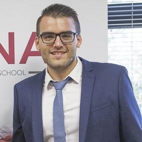 Miguel Fernández Tárraga - Máster en Dirección Económico Financiera