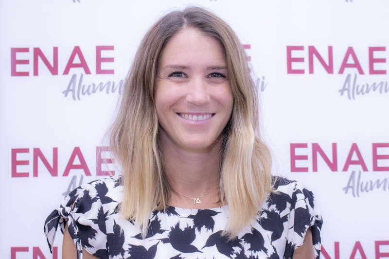 Mª José García Tárraga opinión sobre ENAE